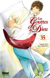 page album Les Gouttes de Dieu Vol.35