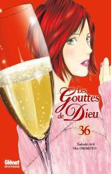 page album Les Gouttes de Dieu Vol.36