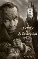 couverture de l'album La cavale du Dr Destouches