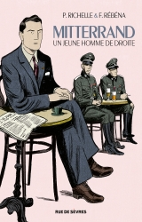 couverture de l'album Mitterrand, un jeune homme de droite