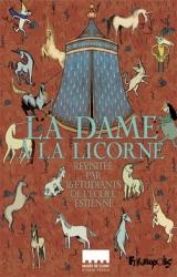 couverture de l'album La Dame à la licorne