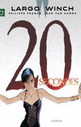 couverture de l'album 20 Secondes