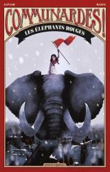 couverture de l'album Les Eléphants rouges