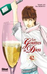 page album Les Gouttes de Dieu Vol.42