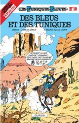 couverture de l'album Des Bleus et des Tuniques