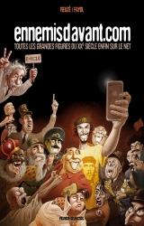 couverture de l'album Ennemisdavant.com - Toutes les grandes figures du XXe siècle enfin sur le Net !