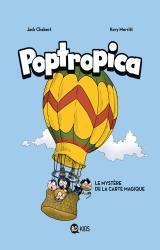 couverture de l'album Poptropica 1