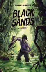 couverture de l'album Black Sands