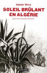 couverture de l'album Soleil brûlant en Algérie