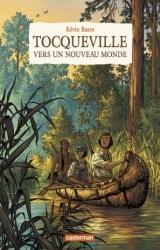 couverture de l'album Tocqueville, vers un nouveau monde