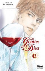 page album Les Gouttes de Dieu Vol.43