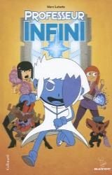couverture de l'album Professeur Infini