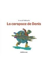 couverture de l'album La carapace de Denis