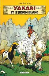 page album Yakari et le Bison Blanc