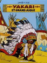 page album Yakari et Grand Aigle (INDISP 2013)