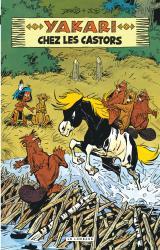 page album Yakari chez les castors