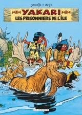 page album Les Prisonniers de l'île