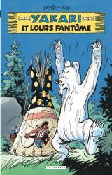 page album Yakari et l'ours fantôme