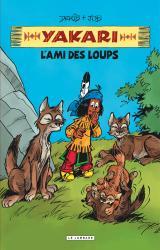 page album Yakari, l'ami des loups