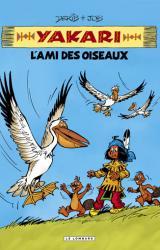 page album Yakari, L'ami des oiseaux