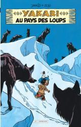page album Yakari au pays des loups