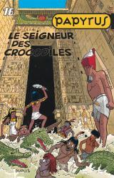 couverture de l'album Le seigneur des crocodiles