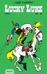 page album  Lucky luke 4 (intégrale) 1956 - 1957