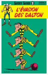 page album L'évasion des Dalton