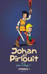 page album Johan et Pirlouit intégrale 4 réédition