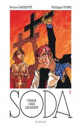 page album Fureur chez les saints