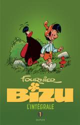 couverture de l'album Bizu 1 intégrale (réédition)