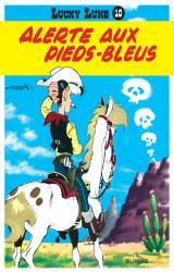 page album Alerte aux Pieds-Bleus