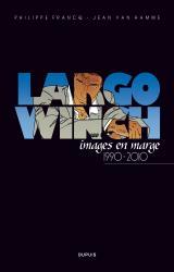page album Largo Winch, images en marge