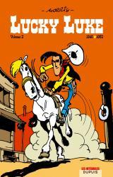 page album  Lucky luke 2 (intégrale) 1949 - 1952