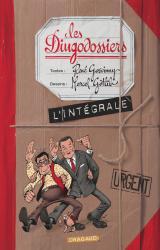 couverture de l'album Dingodossiers Intégrale