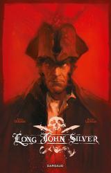 page album Long John Silver - intégrale
