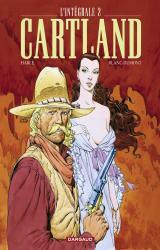 page album Cartland Intégrale T2 (5.6.7)