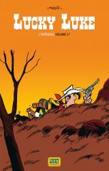 couverture de l'album Lucky Luke Intégrale T17