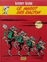 page album Le Magot des Dalton