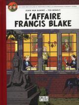 couverture de l'album L'Affaire Francis Blake (Petit Format)