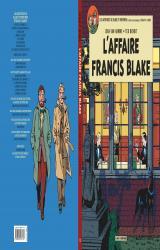 couverture de l'album L' Affaire Francis Blake
