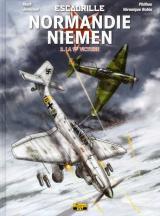 couverture de l'album Escadrille Normandie-Niemen T.02 la 1Ere Victoire