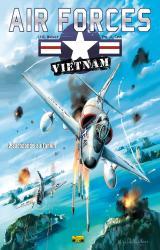 couverture de l'album Air Force Vietnam T.02 - Sarabande au Tonkin - Bd+Doc - Ex-Libris N/Signe