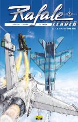 couverture de l'album Rafale Leader T.02 le 3Eme Mig