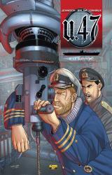couverture de l'album U-47 T.02 : le Survivant