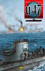 couverture de l'album U-47-To4-L'Amerique Contre-Attaque - Edition Numerotee et Signee + Ex Libris