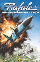 couverture de l'album Rafale Leader T.1 - Foxbat - Bd+Doc - Ex-Libris N/Signe