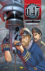 page album U-47 T.02 - le Survivant - Ed Signee + Ex-Libris