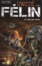 couverture de l'album Unite Felin T.02 - en Territoire Ennemi - Ex-Libris N/Signe