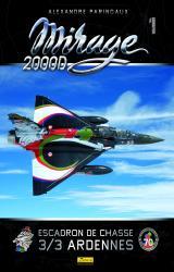 couverture de l'album Livre Escadron Chasse 3/3 Ardenne
